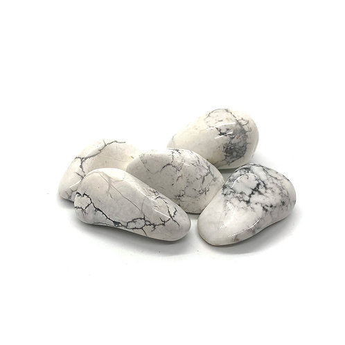 Howlite Tumblestone