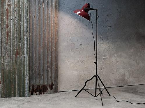 Nkuku Oboro Film Light | Antique Red