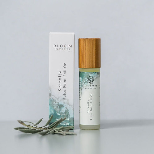 Bloom Remedies Pulse Point Roll-On | Serenity