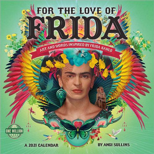 For the love of Frida Calendar 2021