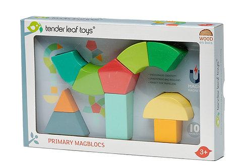 Tender Leaf Primary Magblocs