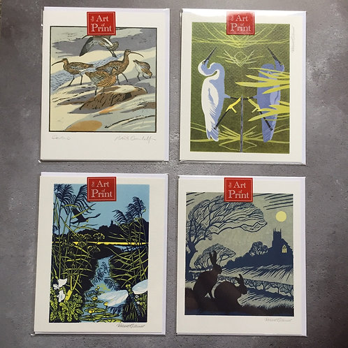 The Art of Print Greeting Cards