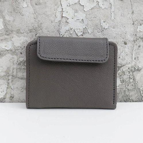 Aura Que Hansa Leather Purse