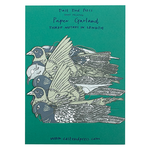 East End Press | Paper Garlands