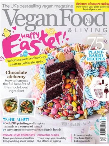 Vegan Food & Living Magazine   March 2021