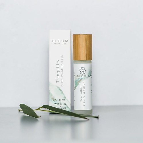 Bloom Remedies Pulse Point Roll-On | Tranquility