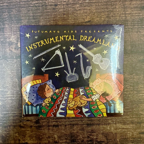 Putumayo Kids Instrumental Dreamland CD