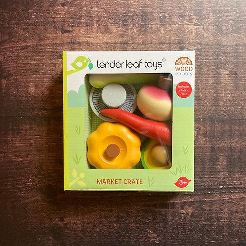 Tender Leaf Food Crate