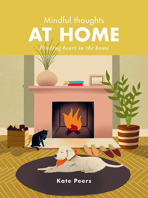 Mindful thoughts AT HOME | Kate Peers