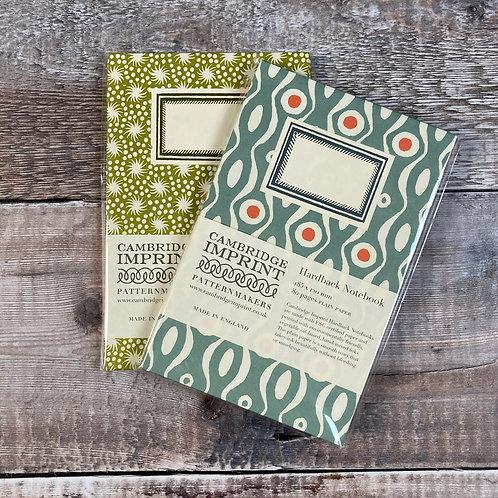 Cambridge Imprint Hardback Notebook