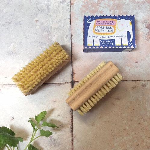 Eco Bath Co. Natural Sisal Nail Brush