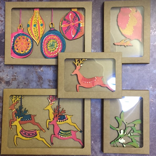 East End Press | Wooden Decorations