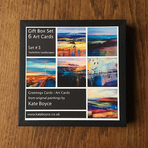 Kate Boyce Greeting 6 Card Sets