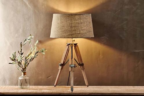 Nkuku Rongo Tripod Table Lamp