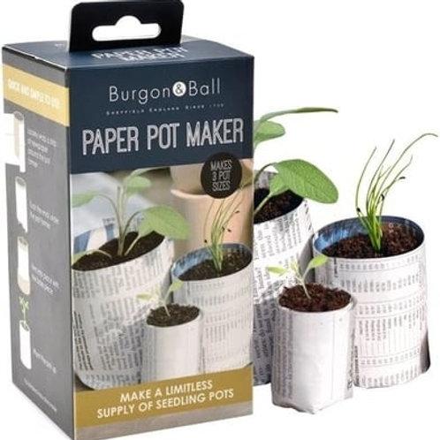 B&B Paper Pot Maker
