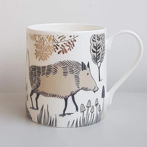 Lush Wild Boar Mug