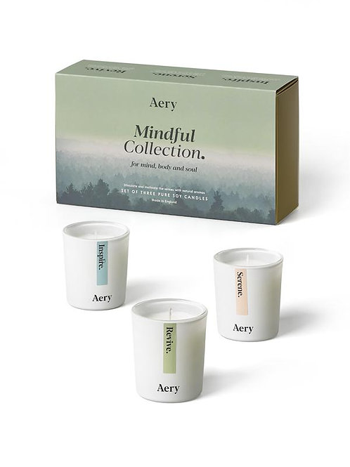 Aery Candles | Mindful Set