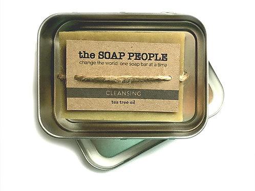 Travel Soap Tin