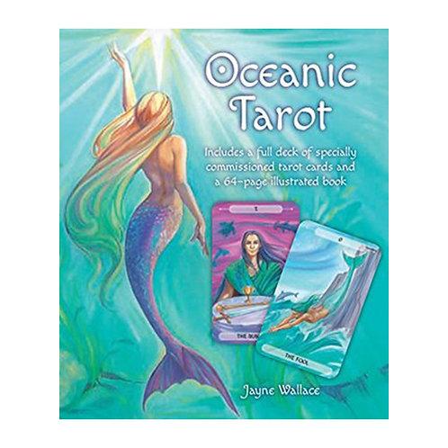 Oceanic Tarot | Jayne Wallace