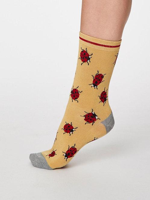 Thought Ladybird Socks