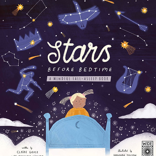 Stars Before Bedtime | Claire Grace & Dr Hibberd