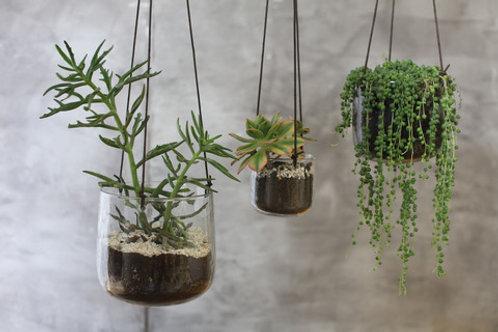 Nkuku Viri Hanging Planter
