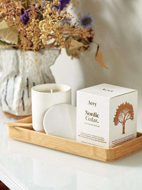 Aery Candles - Ceramic Vessel