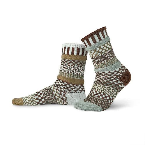 Solmate Socks Pine Cone