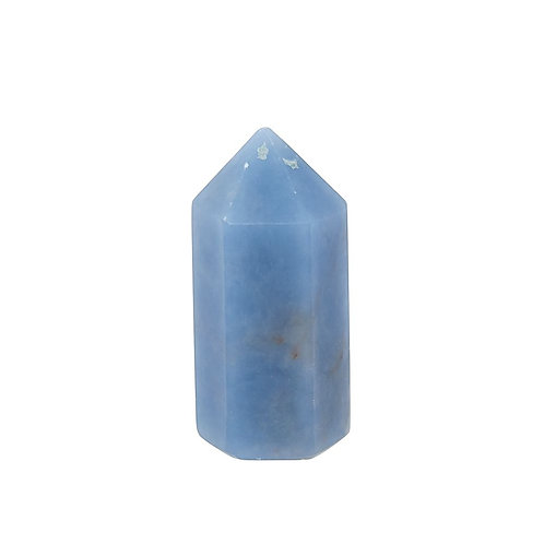 Angelite Polished Point