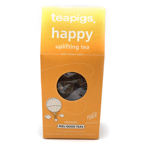 Teapigs Happy | Uplifting Tea