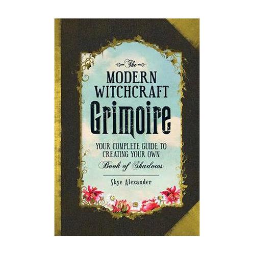 Modern Witchcraft Grimoire   Skye Alexander