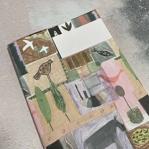 Dear Prudence Blank Jotter | Cottonquilt