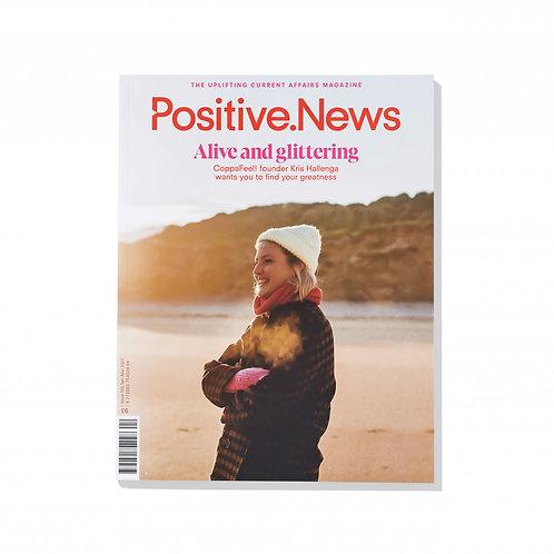 Positive News Magazine | January 2021