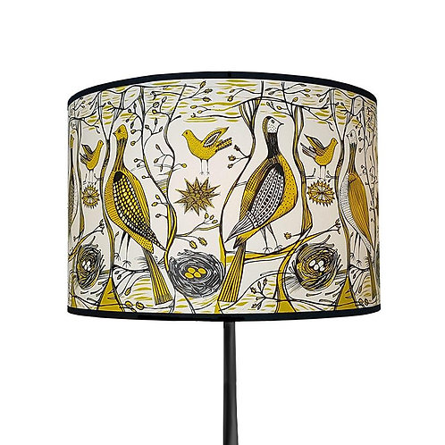 Lush Game Bird Lampshades