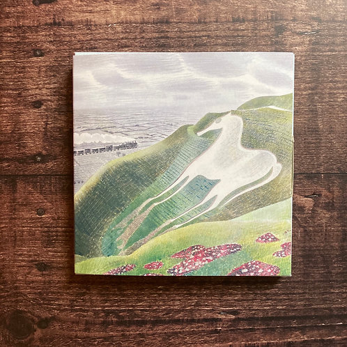 Museums and Galleries Ravilious Landscapes Notecards Wallet