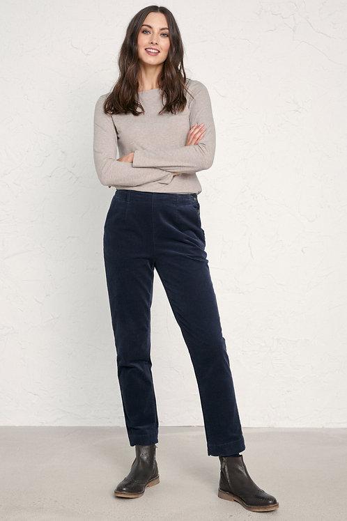 Seasalt Crackington Trousers | Midnight