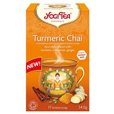Yogi Tea Tumeric Chai
