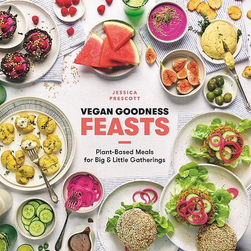Vegan Goodness Feasts | Jessica Prescott