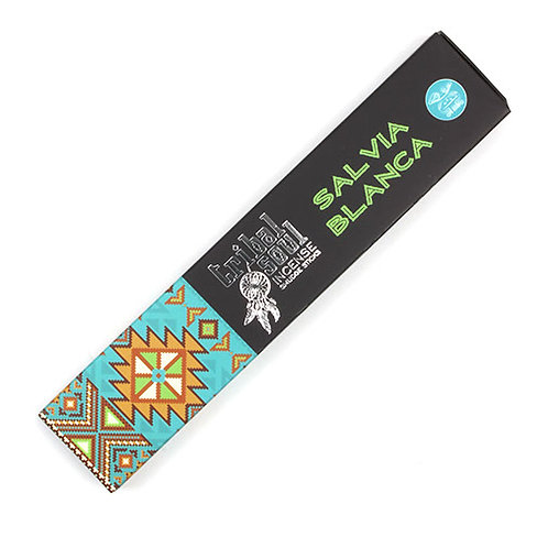 Tribal Soul White Sage Incense Sticks