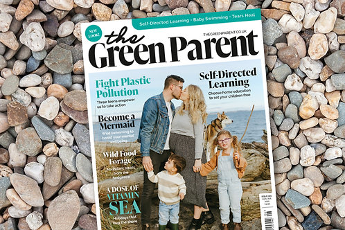 Green Parent Magazine   June/July 2021