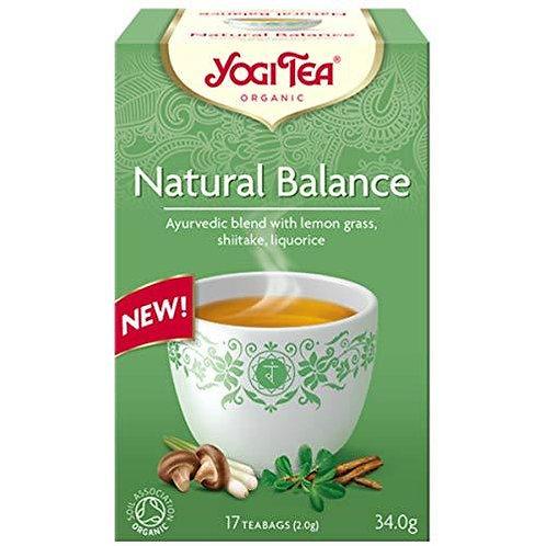 Yogi Tea Natural Balance