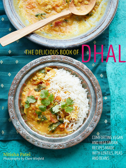 Delicious Book of Dhal | Nitisha Patel