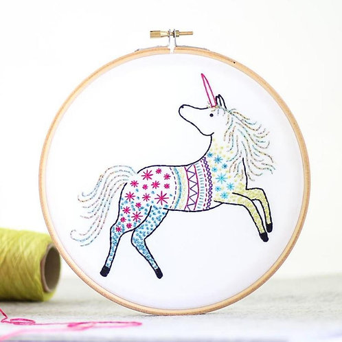 Embroidery Kit | Unicorn