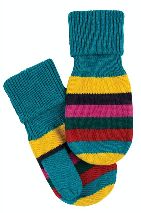 Frugi Knitted Mittens
