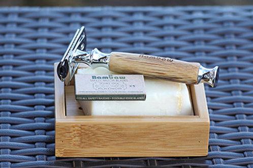 Bamboo Safety Razor