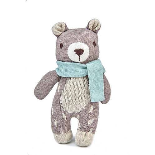 Threadbear Knitted Bear