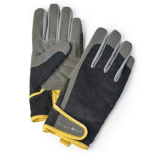 B&B Men's Gardening Gloves | Corduroy