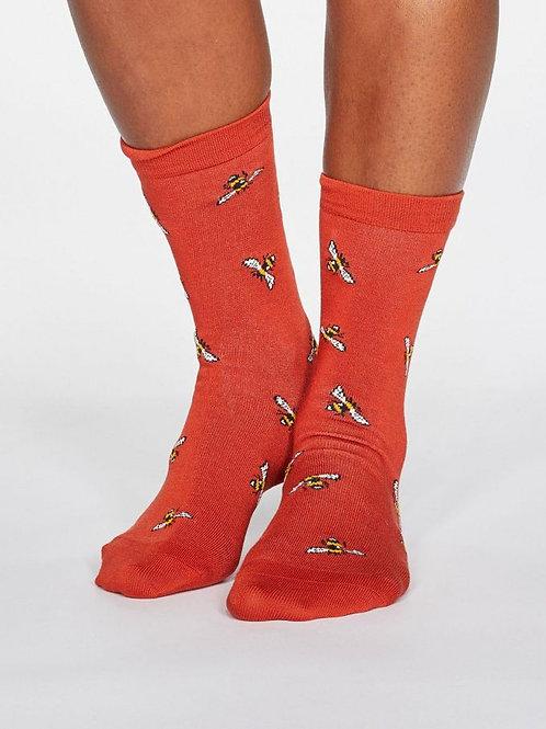 Thought Womens Rhoda Bee Socks