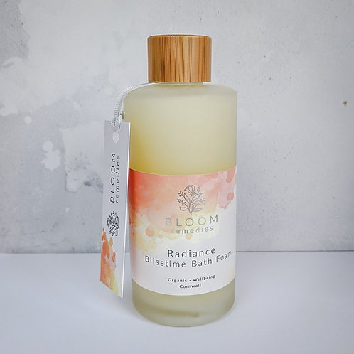 Bloom Remedies Bath Foam | Radiance