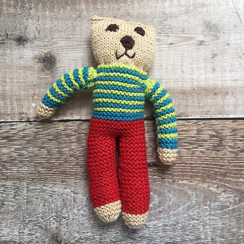 Pebble Floppy Bear